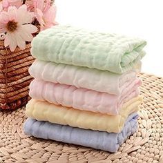 Hearty 1 Pc Baby Bath Towel 100% Cotton Soft Baby Gauze Towel Newborn Towel Big Thick Bath & Shower Product