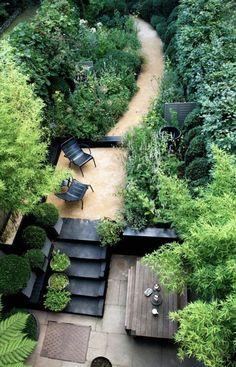 jardin pmaysagiste vu de haut