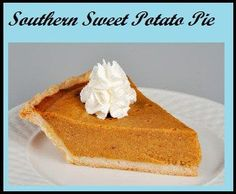 Southern Sweet Potato Pie - My Recipe Magic This pie was delicious! I tried this recipe and it was the best sweet potato pie I have ever made. This is definitely a recipe to keep. Thumbs up! Homemade Sweet Potato Pie, Sweet Potato Biscuits, Sweet Potato Recipes, Southern Sweet Potato Pie, French Dessert Recipes, Magic Recipe, Holiday Recipes, Sweet Tooth, Sweet Treats