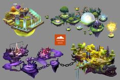 Monster Galaxy: Exile by ethe.deviantart.com on @deviantART