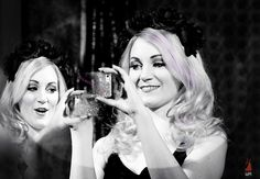 this is Windmills idea from You with iphone. Windmills, Burlesque, Crown, Black And White, Iphone, Photos, Fashion, Moda, Corona