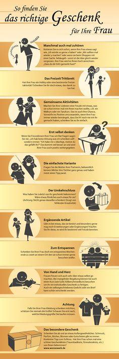 Was schenkt man seiner Frau / Freundin? Tipps für ideen lose Männer , gift Ideas for women Valentinstag Geburtstag Muttertag Valetine www.wonnewerk.de