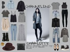 The French singer-turned-actress Charlotte Gainsbourg is widely proclaimed to be the muse of many fashion and film houses alike. She