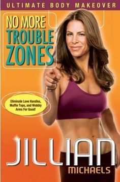 Jillian Michaels: No More Trouble Zones (DVD) is my fave!! Feeling stronger