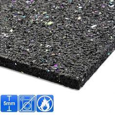 Tapis Anti Vibration Isolant Accoustique Epaisseur 5mm En 2020 Tapis Anti Vibration Sols Industriels Et Tapis Anti Fatigue