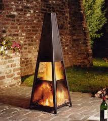 fireplace outdoor - Lareira externa