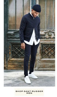 Preview Our NEW Pre-Spring Collection from GANT Rugger