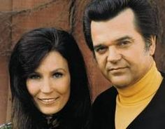 Loretta Lynn and Conway Twitty. classic. The best duo in country music right along with George Jones and Tammy Wynette. Vintage country and western music is my favorite and it never goes out of style.