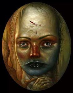 Pop Surrealism Chris Mars