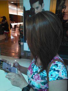 Bobs, Stacked bobs and Long stacked Short Hair Cuts, Short Hair Styles, Haircut And Color, Hair Dos, Fall Hair, Hair Designs, Up Hairstyles, Hair Beauty, Beauty Tips