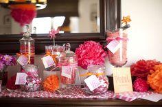 Pink-Orange-Lolly-Buffet-Candy-Jar