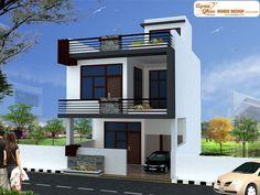 Beautiful Duplex (2 floors) house design. Area: 920m2. Click on this ...