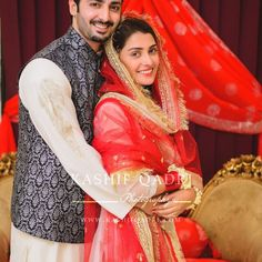 Ayeza Khan and Danish Taimoor Nikah Ceremony Photoshoot - Pakistan Celebrities Aiza Khan Wedding, Desi Wedding, Wedding Pics, Wedding Stuff, Wedding Parties, Wedding Goals, Wedding Images, Wedding Couples, Wedding Bride