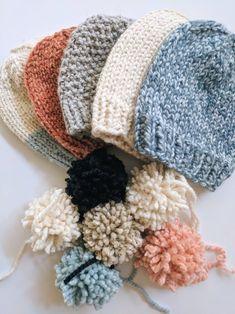 Free Knit Hat Pattern - Cosy von Caroline , Free Knit Hat Pattern — Cozy by Caroline , knitting . Beanie Knitting Patterns Free, Beanie Pattern Free, Crochet Beanie Pattern, Easy Knitting, Loom Knitting, Knit Patterns, Free Pattern, Start Knitting, Vogue Knitting