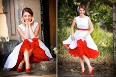 High Low, Dresses, Fashion, Gowns, Moda, La Mode, Dress, Fasion, Day Dresses
