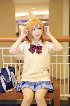 Honoka Kosaka | Love Live! School Idol Project