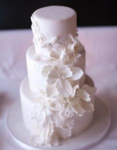 Wedding Cakes in Bloom