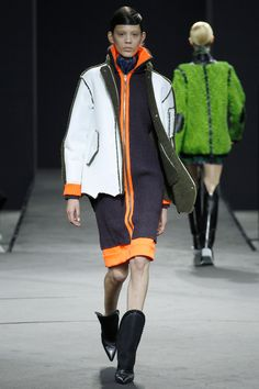 Alexander Wang Fall 2014 RTW - Review - Fashion Week - Runway, Fashion Shows and Collections - Vogue