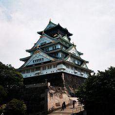 Japan osaka caste
