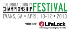 Take a break from golf & check out the Columbia Co. Championship Festival, happening April 10-12, 2013.