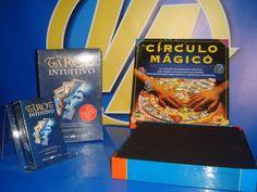 Cartas de tarot EL TAROT INTUITIVO y EL CIRCULO MAGICO-buen estado