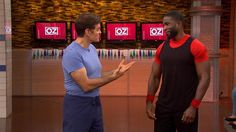 The 7-Minute Jumpstart Workout: Celebrity fitness trainer Donovan Green shows Dr. Oz how to maximize fat burning with a 7-minute high intensity interval workout. Learn how to get started with the first three moves.