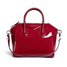 Givenchy 'Antigona' small patent leather bag