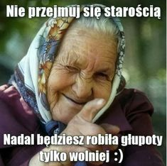 a laughing babushka with cats and hens. by cora The Kiss, The One, Funny Greek Quotes, Always Smile, Beautiful Love, Man Humor, Funny Images, Best Quotes, Quotations