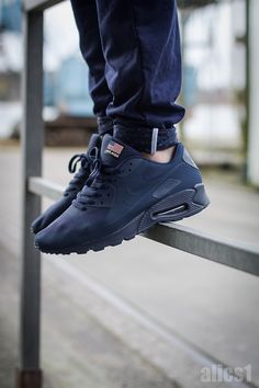 Nike Air Max 90 'Independence Day' QS  #sneakers
