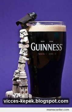 Dark Beer ohoi