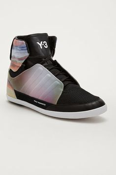 Y-3 Honja High - adidas Y-3 - Sneakers : JackThreads