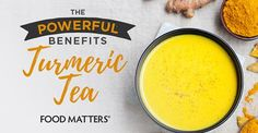 Most pain and disease is caused by unwanted inflammation in our bodies. Drink this anti-inflammatory turmeric tea for lasting pain relief and protection against dementia.