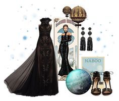 """""""Padme"""" by amores-anam ❤ liked on Polyvore featuring Gianvito Rossi"""