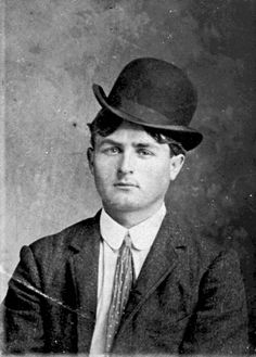Eugene Williams wearing a bowler hat in 1915. | Florida Memory