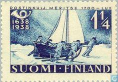 Finland - 125 blue 1938