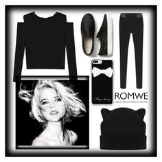 """Romwe ✔️"" by armella ❤ liked on Polyvore featuring Casetify"