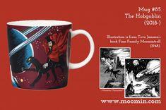 Moomin Mug # 85