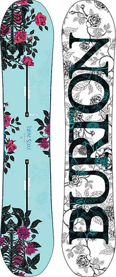 Burton Talent Scout Snowboard - Women's Snowboards - Women's Snowboarding - Winter 2015/2016 - Christy Sports