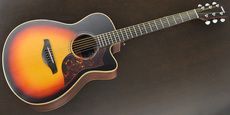 YAMAHA / AC3M VS Acoustic Guitar Free Shipping! δ
