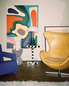Quirky Home Decor, Easy Home Decor, Home Decor Styles, Home Decor Bedroom, Cheap Home Decor, Minimalist Home Interior, Home Interior Design, Interior Plants, Bohemian Decor