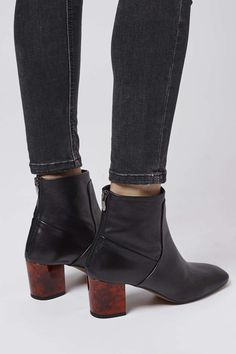 309c61e30eb4 MISTIC Leather Ankle Boots - Shop All Shoes - Shoes