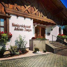 Kingdom Hall in Woergl, Tyrol, Austria.