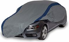 Fits Cars up to 14 ft. 2 in. Perfect for all-weather protection and storage for your Car. Duck Covers Weather Defender semi-custom covers are mad. Truck Covers, Car Covers, Defender Car, Car Body Cover, Racing Stripes, Cover Gray, Unisex, Car Accessories, Custom Cars