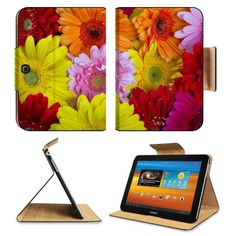 Samsung Galaxy Tab 3 10.1 Tablet Flip Case flowers with filter effect retro vintage style 36780244 by MSD Customized Premium Deluxe Pu Leather generation Accessories HD Wifi 16gb 32gb Luxury Protector Case