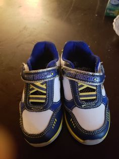 1965933d6f8db3 Paw Patrol Toddler Size 6  fashion  clothing  shoes  accessories   babytoddlerclothing  babyshoes (ebay link)