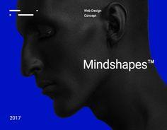 """Popatrz na ten projekt w @Behance: """"Mindshapes™"""" https://www.behance.net/gallery/58579083/Mindshapes"""