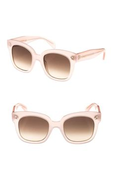 46e63433cb CELINE 54mm Square Sunglasses