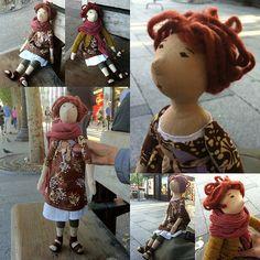 doll design Dorottya Winkler