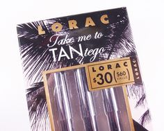 Review: LORAC Summer 2016 TAKE ME TO TANtego Front of the Line PRO Eye Pencil Set