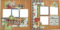 Great Adventures Two Page Layout Kit